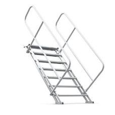 Регулируемая лестница сцены 1000 - 1500 м