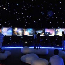 ShowLED Classic - быстрый монтаж потолка Звездного неба