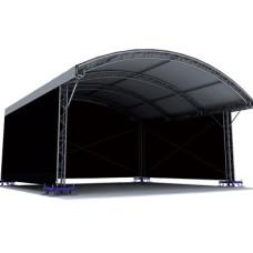 Крыша серии MR1 Arched