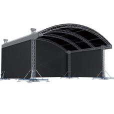 Крыша серии MR1T Arched