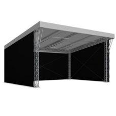 Крыша серии MRО Sloping