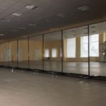Аэропорт Домодедово - поставка и монтаж хореографических зеркал