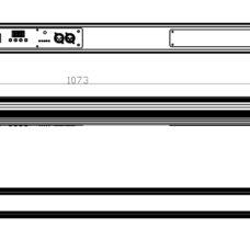 Светодиодная RGB панель INVOLIGHT BATBAR230