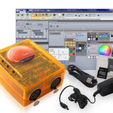 DMX-контроллер Sunlite Suite2-FC+
