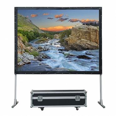 Мобильный проекционный экран Lumien Master Fold 321x422 см