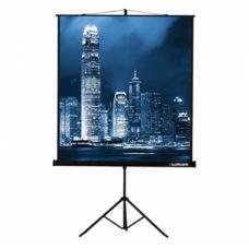 Мобильный проекционный экран Lumien Master View 153x203 см
