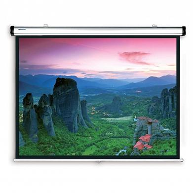 Настенный рулонный проекционный экран Projecta Dynamic CSR 135x178 см